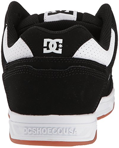 Dc Mens Sneaker Uomo Bianco / Nero / Stampa