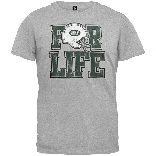 Old Glory NFL New York Jets – für Life Soft T-Shirt
