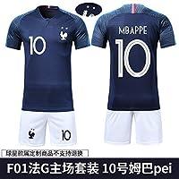 Ad Taylor Maillot de l'équipe de France de la Coupe du Monde de Jersey 2 étoiles 2018
