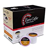 Euro Coffee Natural Pumpkin Spice, 24 Count Single-Serve K-Cup Keurig Compatible. Award Winning Artisan Coffee Roaster For Sale