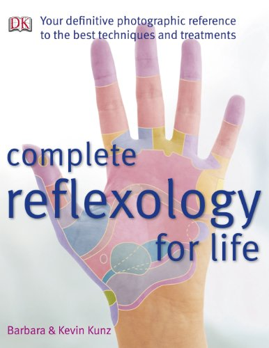 Complete Reflexology for Life (Touch For Health Reference Chart)