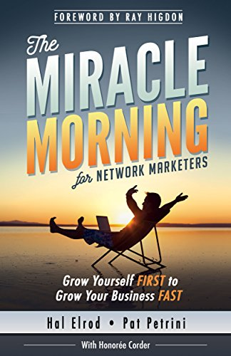 Amazon the miracle morning for network marketers grow the miracle morning for network marketers grow yourself first to grow your business fast fandeluxe Document