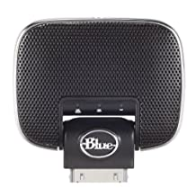 Blue Microphones Mikey Digital Recording Microphone for Apple iPhone and iPad