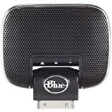 Blue Microphones Mikey Digital Recording Microphone for Apple iPhone and iPad (compatible with iPod touch (4th Gen), iPhone 4/4S, iPad/iPad2/iPad (3rd Gen))