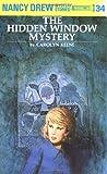 The Hidden Window Mystery, Carolyn Keene, 0448095343