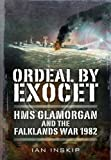 Front cover for the book Ordeal by Exocet by Ian Inskip