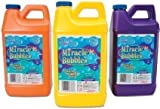 Miracle Bubbles Solution Refill, 64-Ounce Bottle (4)