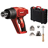 Einhell TH-HA 2000/1 Hot Air Gun 2000 W with Accessories and Carry Case