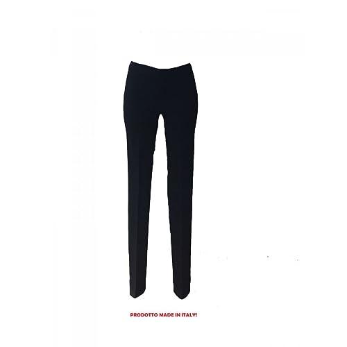 Negro Pantalones de las mujeres