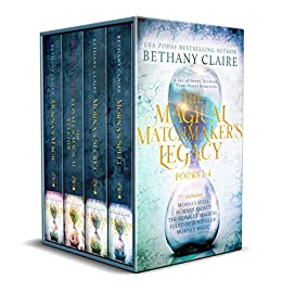 The Magical Matchmakers Legacy Books 1 4 A Collection Of Sweet Scottish Time