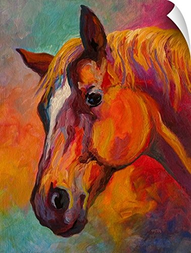 Canvas on Demand Marion Rose Wall Peel Wall Art Print entitled Bandit 23
