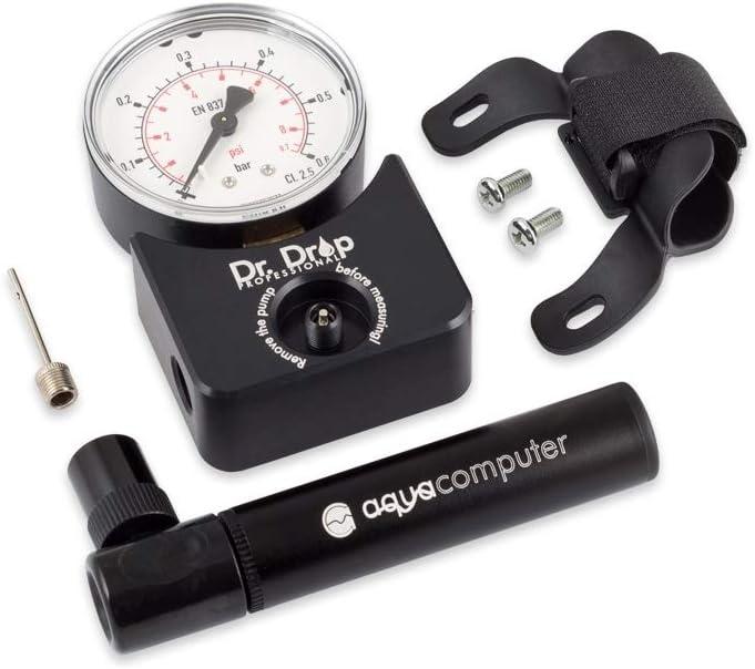 drop professional druckpr/ã/¼fger/ã/¤t inkl luftpum aqua computer dr