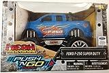 Mean Machines 4X4 Push 'N Go Powered Ford F-250 Super Duty Truck by NKOK