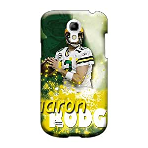 Samsung Galaxy S4 Mini CbA2033QCyH Allow Personal Design Nice Green Bay Packers Image Bumper Cell-phone Hard Covers -TrevorBahri