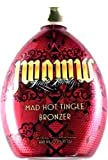 New Australian Gold Jwoww Mad Hot Tingle Bronzer Indoor Tanning Bed Lotion