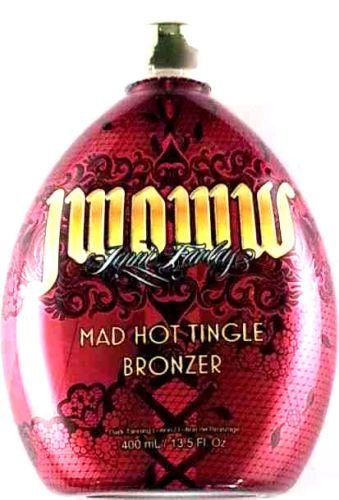 - New Australian Gold Jwoww Mad Hot Tingle Bronzer Indoor Tanning Bed Lotion