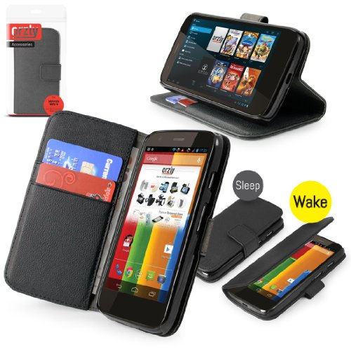 MOTO Orzly Multi Function Wallet Stand