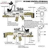 BeswinVR 2019 New ScarVR Rifle Vive Gun controller