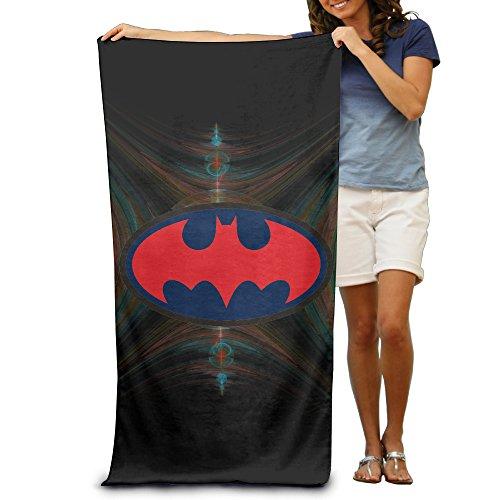 JML93 Cute Bat Logo Quick Dry Microfibre Towel