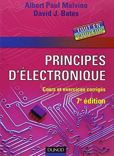 [E.b.o.o.k] Principes d'électronique : Cours et exercices corrigés PPT