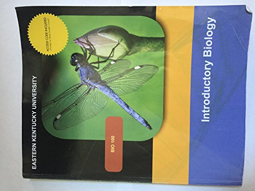 Introductory Biology For Bio 100