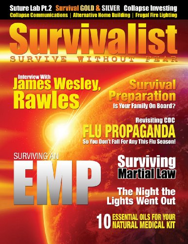 Survivalist Magazine Issue #5 - Societal Collapse (Robert Scott Bell)