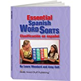 Amazon.com: Really Good Stuff Essential Spanish Word Sorts Book and ...