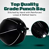 Pro Impact Genuine Leather Double End Boxing