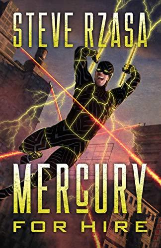 Mercury for Hire (Mercury Hale Book 2)