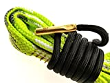 Wydan Gun Bore Cleaner Snake for Handguns Gun Pistol .357 .380 .38 Cal & 9mm
