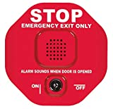 Safety Technology International STI-6400 Exit Stopper Multifunction Door Alarm, Helps Prevent Unauthorized Exits or Entries Through Emergency Doors (10 Pack)