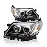 Win Power High Beam HID Headlight for 2008-2012 Subaru Forester With Ballast and 5000K D2H Xenon Bulb Version 2