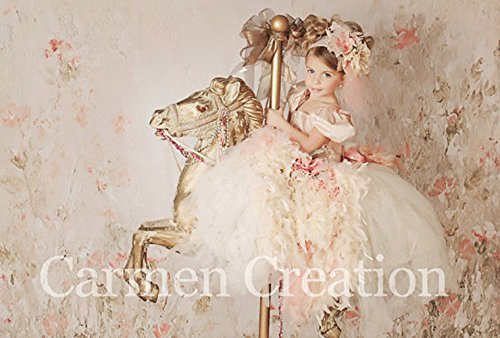Gatsby Baby Dream Feather Dress by Carmen Creation