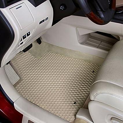 Amazon com: Tesla Model 3 All Weather Floor Mats, Full Set