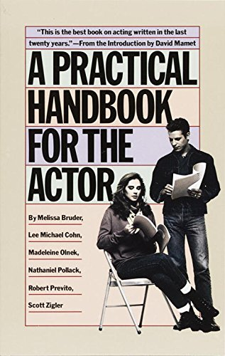 Pdf Arts A Practical Handbook for the Actor