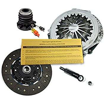 EFT HD CLUTCH KIT w SLAVE CYL 93-00 FORD EXPLORER RANGER MAZDA B4000 NAVAJO 4.0L