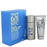 212 Fragrance by Carolina Herrera 2pc Travel Edition Gift Set for Men [3.4oz EDT spray], NIB