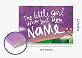 The Little Girl Who Lost Her Name - Personalized