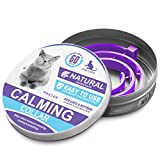 Healex Cat Calming Collar for Cats | Purrfect to Reduce Your Pet's Anxiety or Aggression | Pheromones for Cats & Cat Anxiety Relief | Cat Calming Products for Kittens | 2-Month Protection, 1 Collar