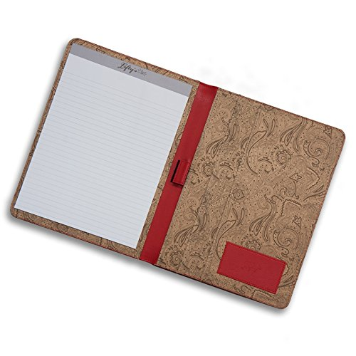 Leftys Left Handed Eco Leather Padfolio Padholder