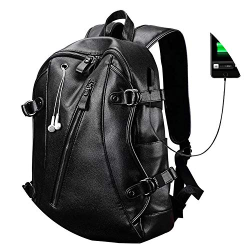 (External Usb Charge Backpack For Travel 15.6
