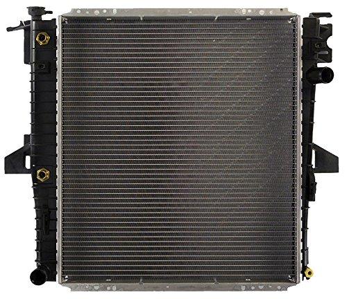 - Sunbelt Radiator For Ford Explorer Mercury Mountaineer 2308 Drop in Fitment