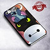 Classy Stitch And Toothless and baymax for iPhone 7 Case