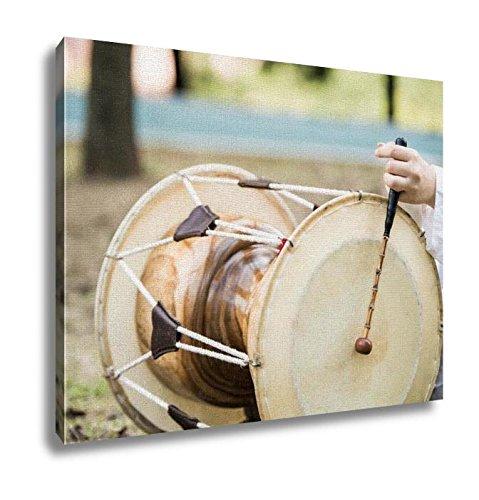 [Ashley Canvas Janggu Traditional Musical Instrument Of Korea Drum Seoul Janggu Traditional Musical Instrument Of Korea Drum Closeup] (Korean Culture Costume)