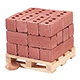 Mini Materials - Mini Red Bricks