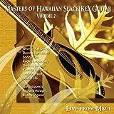 Masters of Hawaiian Slack Key Guitar - Volume 2