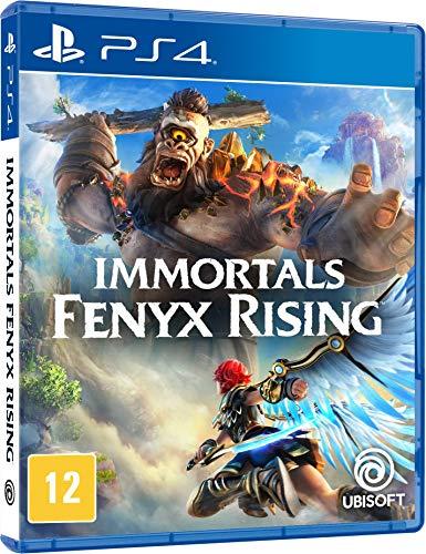 Immortals - Fenyx Rising PlayStation 4