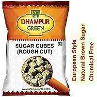 Dhampure Speciality Rough Cut Green Sugar Cubes, 350g