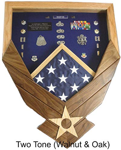 Air-Force-Logo-Shadow-BoxRetirement-Display