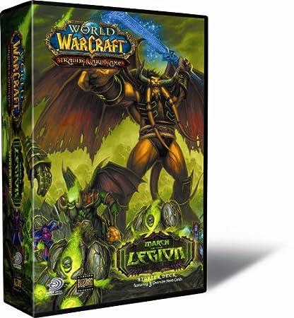 World of Warcraft: March of Legion Deck 2007